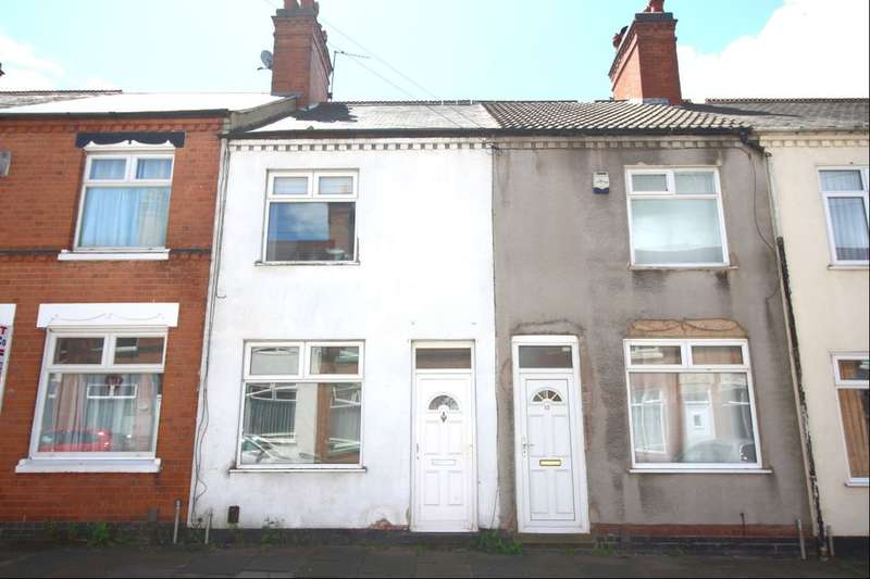 2 Bedrooms Property for sale in Edward Street, Hinckley, LE10