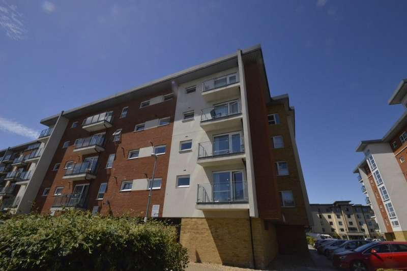 2 Bedrooms Flat for sale in Clarkson Court, Hatfield, AL10