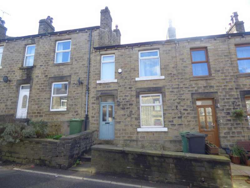 3 Bedrooms Terraced House for sale in Varley Road, Slaithwaite, Huddersfield, West Yorkshire, HD7