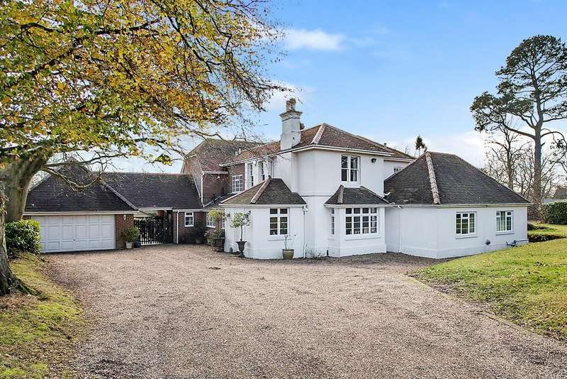 6 Bedrooms Detached House for sale in Church Road, Shedfield