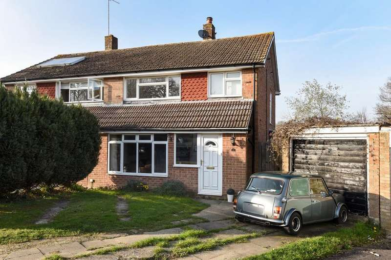 3 Bedrooms Semi Detached House for sale in Millfield, Southwater, RH13