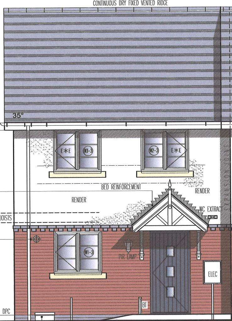 3 Bedrooms Semi Detached House for sale in Plot 4 Ridgewood Meadow, Littleworth Road, Hednesford, WS12 1JB