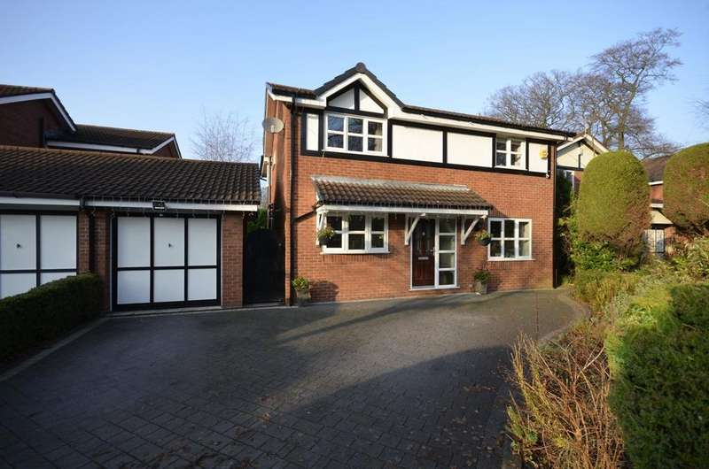 4 Bedrooms Detached House for sale in Oldfield Road, Altrincham