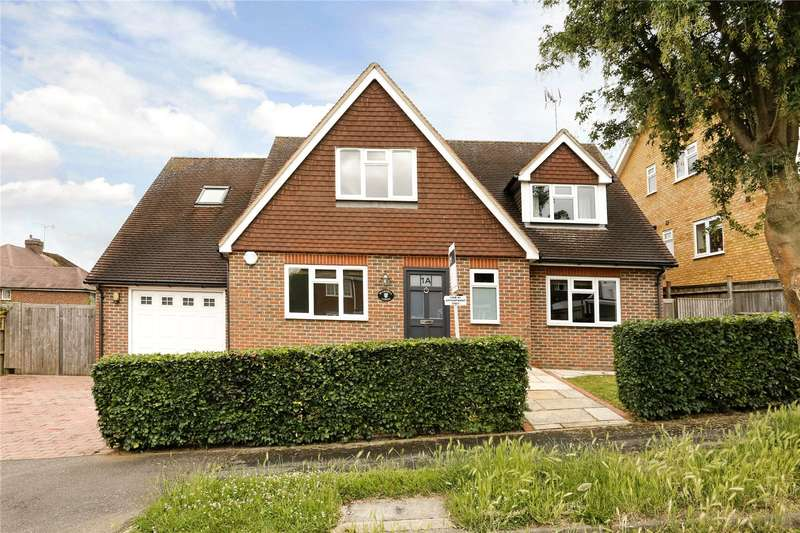 4 Bedrooms Detached House for sale in Woodland Way, Marlow, Buckinghamshire, SL7