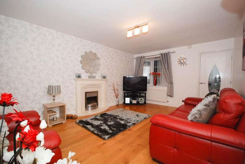 3 Bedrooms Semi Detached House for sale in Wardley
