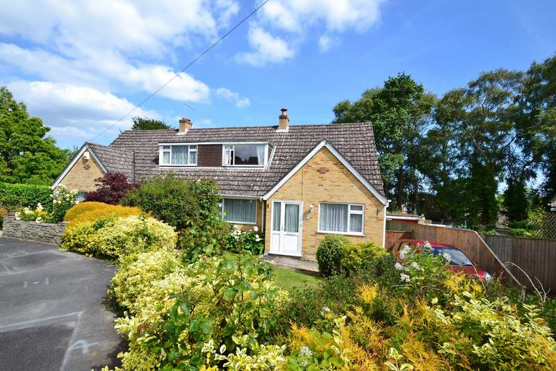 3 Bedrooms Semi Detached House for sale in Colehill