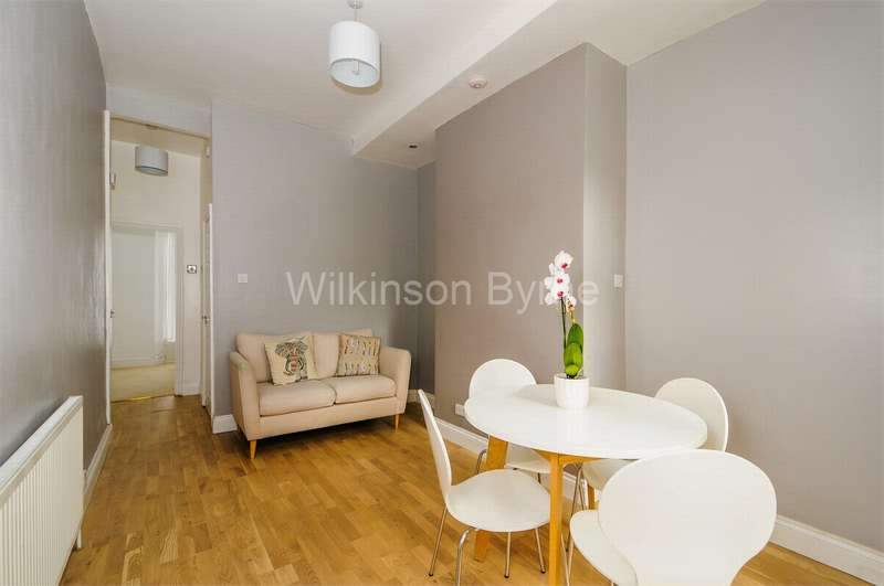 1 Bedroom Flat for sale in Etherley Road, Turnpike Lane