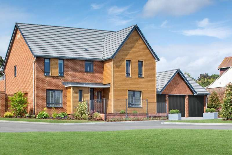 5 Bedrooms Detached House for sale in Bedhampton