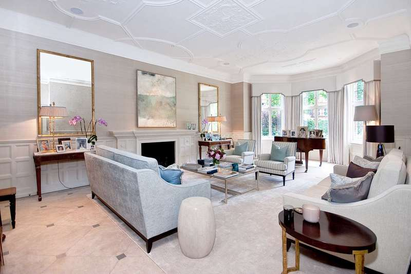 8 Bedrooms House for rent in Collingham Gardens, South Kensington, SW5