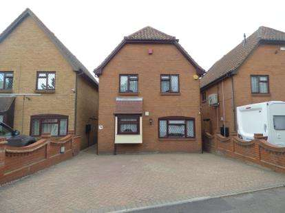 4 Bedrooms Detached House for sale in Rainham, Essex, .