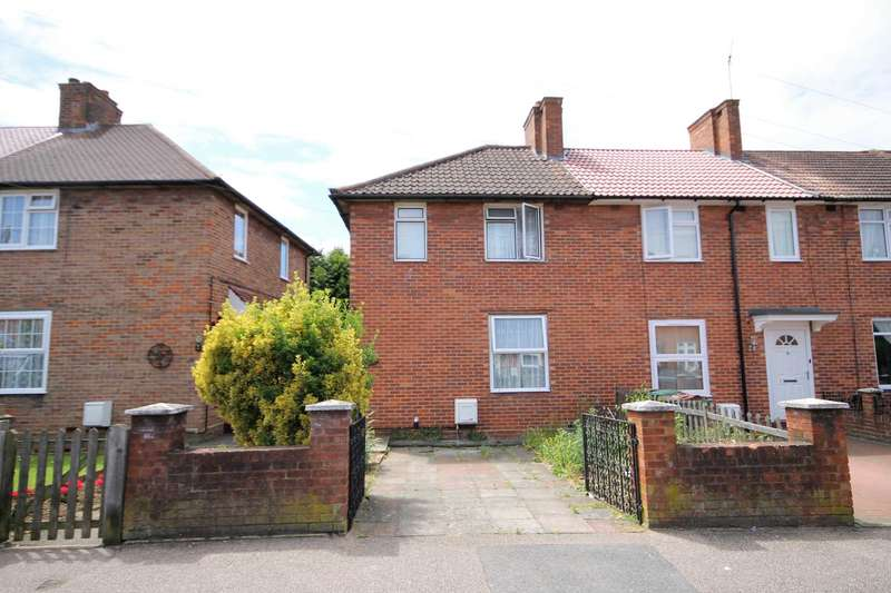 3 Bedrooms End Of Terrace House for sale in Lindores Road, Carshalton
