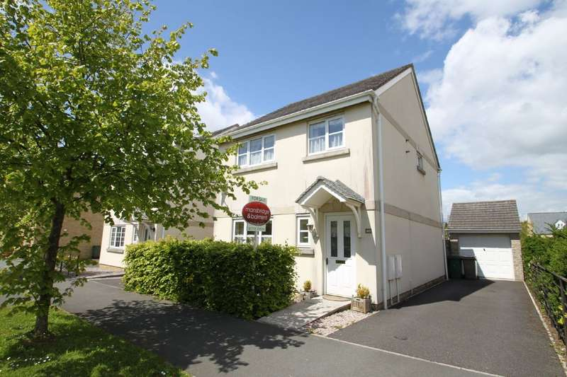 3 Bedrooms Detached House for sale in Manadon, Plymouth