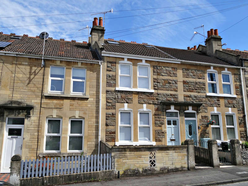 3 Bedrooms Terraced House for sale in Ivy Avenue, Oldfield Park, Bath