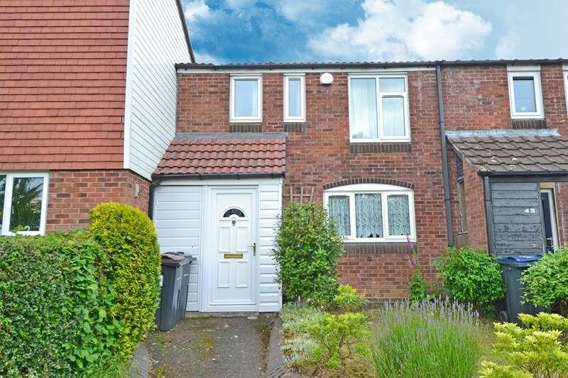 2 Bedrooms Terraced House for sale in Jubilee Road, Rubery/Rednal, Birmingham