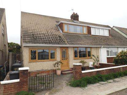 4 Bedrooms Bungalow for sale in Foryd Road, Kinmel Bay, Rhyl, Conwy, LL18