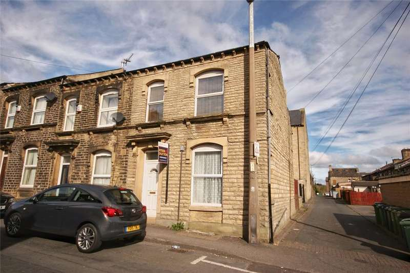 3 Bedrooms End Of Terrace House for sale in Thomas Street, Lindley, Huddersfield, West Yorkshire, HD3