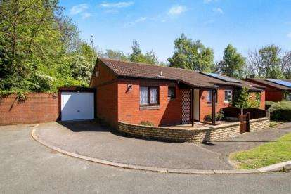 2 Bedrooms Semi Detached House for sale in Talbot Close, Birchwood, Warrington, Cheshire