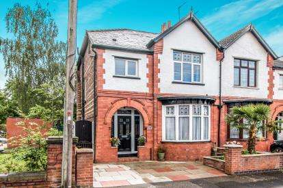4 Bedrooms Semi Detached House for sale in Barlow Road, Stretford, Manchester, Greater Manchester