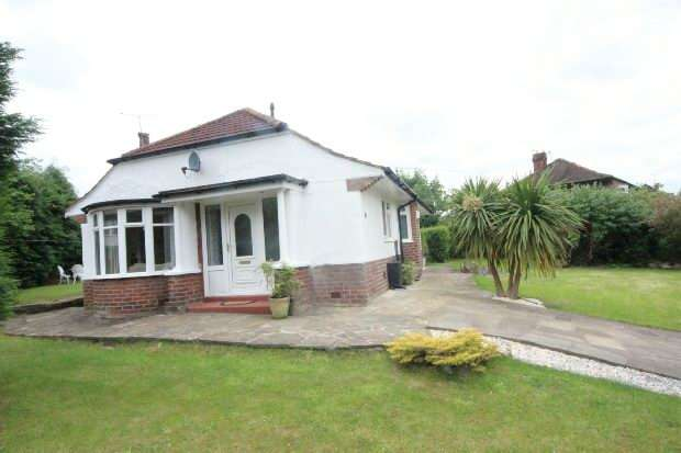 2 Bedrooms Detached House for sale in Spinney Road, Baguley, MANCHESTER