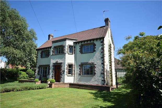 4 Bedrooms Detached House for sale in Bristol Road, Frenchay, BRISTOL, BS16 1LQ