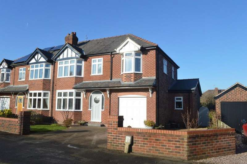 4 Bedrooms Semi Detached House for sale in Kingsley Drive, Appleton