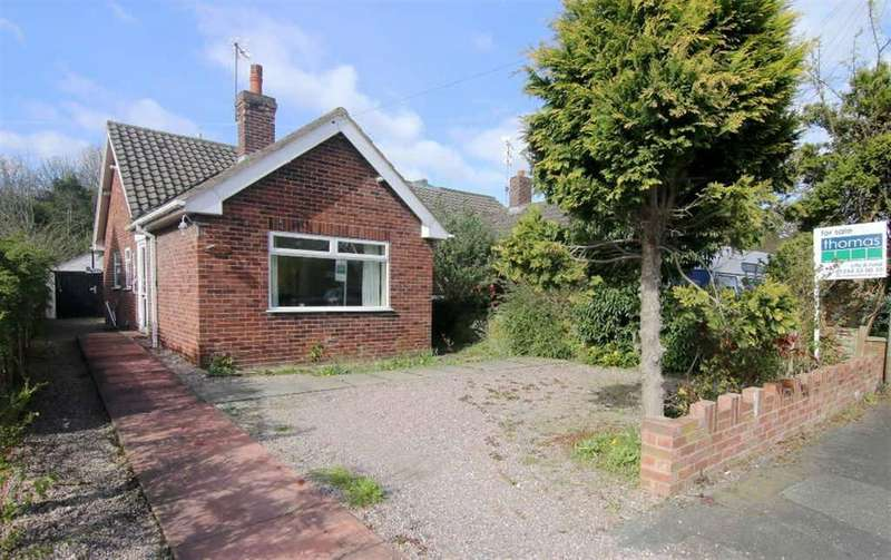2 Bedrooms Semi Detached Bungalow for sale in Grove Gardens, Littleton