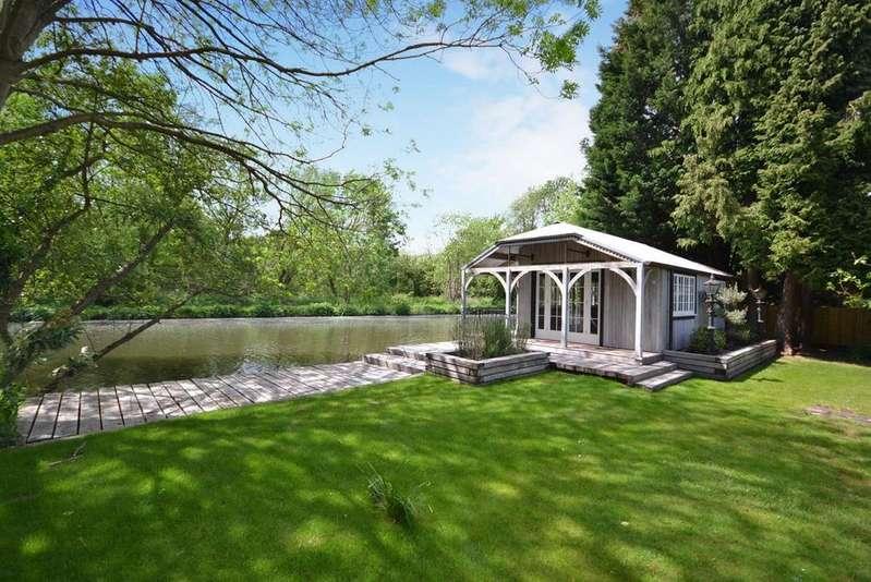 3 Bedrooms Land Commercial for sale in Weybridge