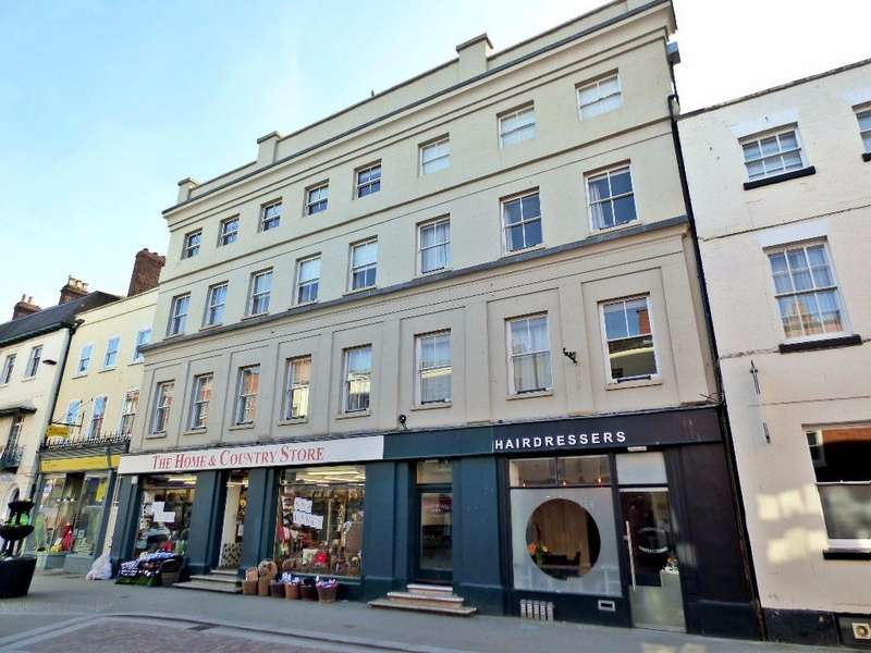 2 Bedrooms Apartment Flat for sale in Widemarsh Street, Hereford
