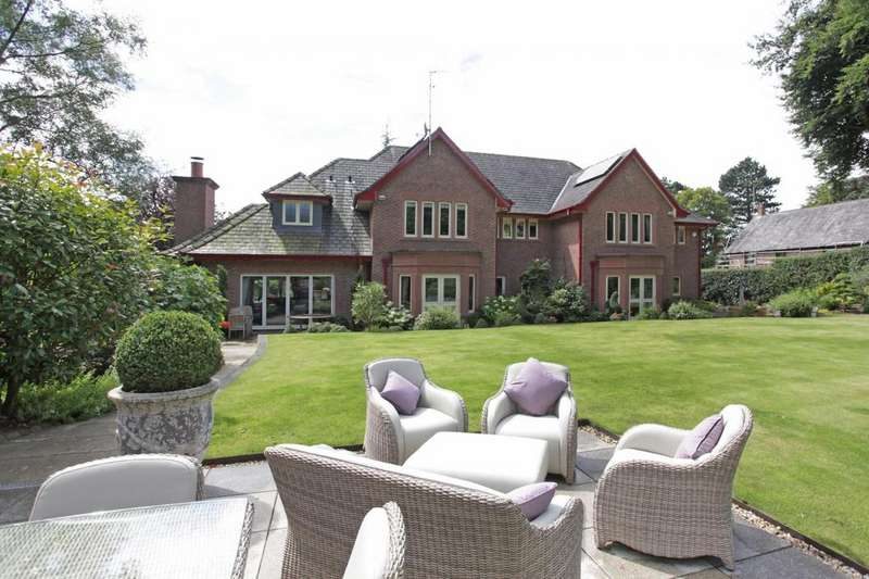 5 Bedrooms Detached House for sale in Bucklow View, Bowdon