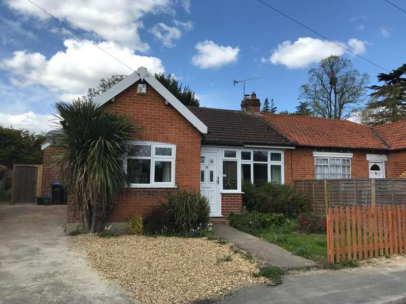 4 Bedrooms Semi Detached Bungalow for sale in Vegal Crescent, Englefield Green