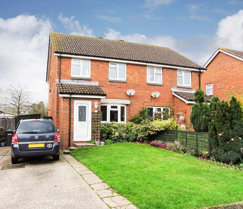 3 Bedrooms Semi Detached House for sale in Botley, Southampton