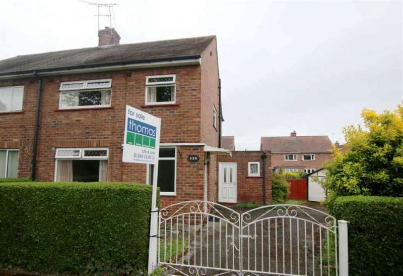 3 Bedrooms Semi Detached House for sale in Hoole Lane, Hoole