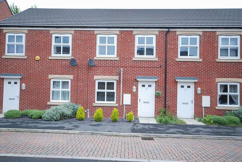 2 Bedrooms Terraced House for sale in Bishops Park Road, Gateshead