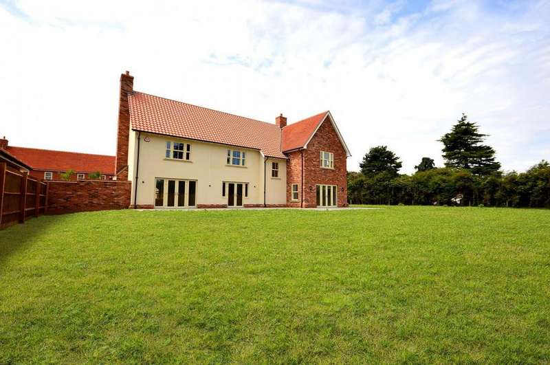 5 Bedrooms Detached House for sale in Hatfield Road, Langford, Maldon, Essex, CM9
