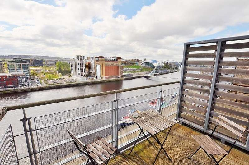 2 Bedrooms Apartment Flat for rent in St. Anns Quay, Newcastle Upon Tyne