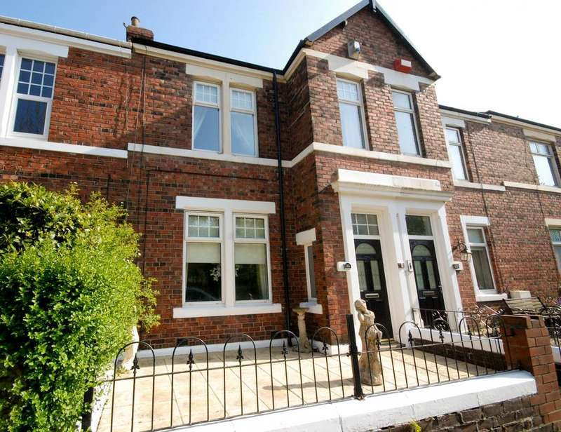 2 Bedrooms Terraced House for sale in Beaumont Terrace, Jarrow