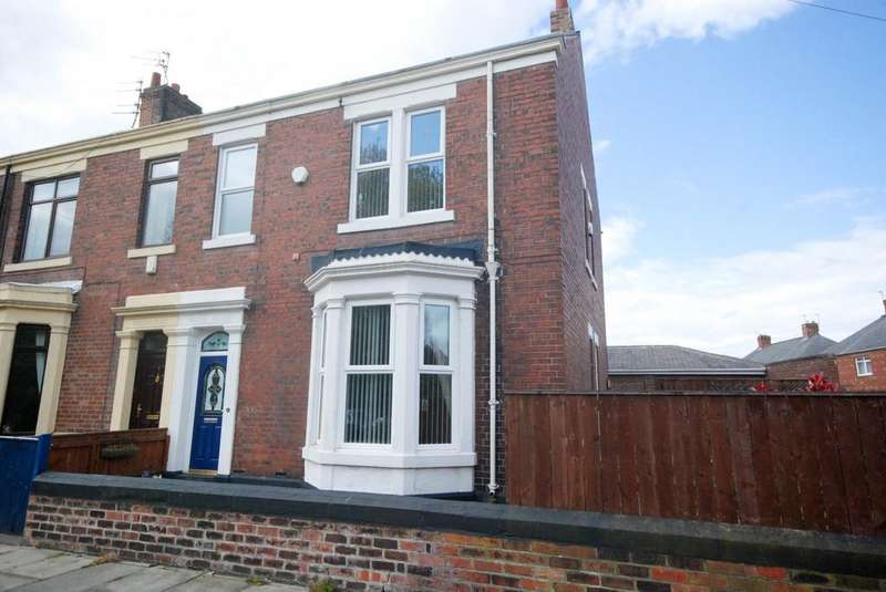 3 Bedrooms Terraced House for sale in Canning Street, Hebburn