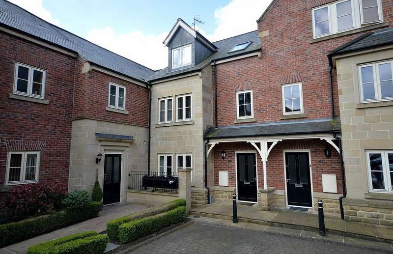 4 Bedrooms Mews House for sale in Redbrow Hollow, Compstall, Cheshire