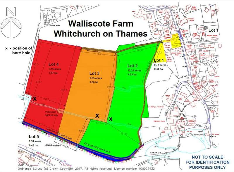 Land Commercial for sale in Whitchurch On Thames,(Nr Pangbourne) Oxfordshire