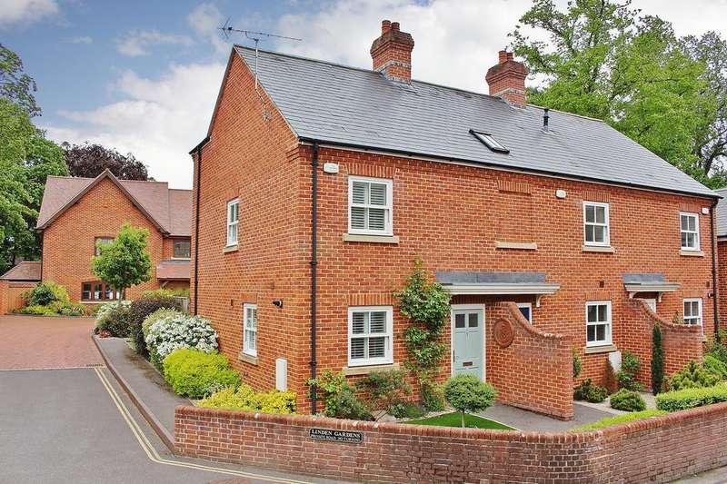 3 Bedrooms End Of Terrace House for sale in CENTRAL ROMSEY