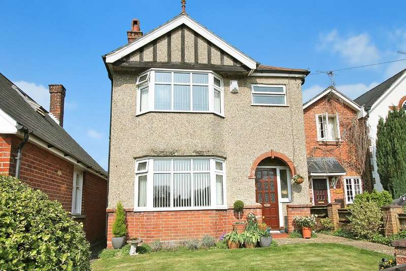3 Bedrooms Detached House for sale in Wickham, Fareham