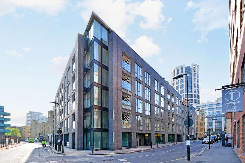 3 Bedrooms Flat for sale in Westland Place, Shoreditch, London