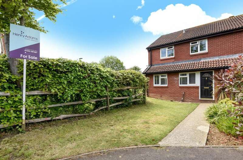4 Bedrooms End Of Terrace House for sale in Moraunt Drive, Middleton on Sea, Bognor Regis, PO22
