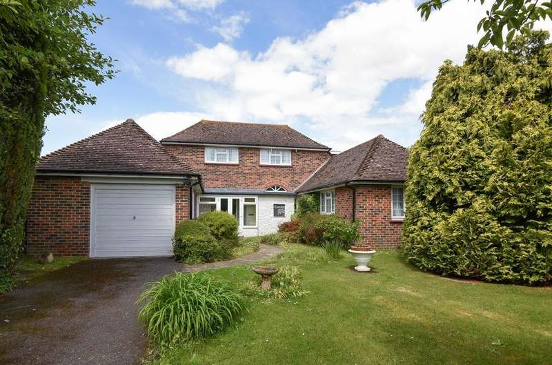 4 Bedrooms Detached House for sale in Royce Way, West Wittering, PO20