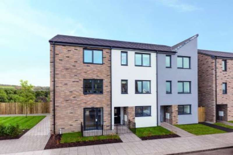 3 Bedrooms Property for sale in Boslowen Jan Luke Way, Camborne, TR14