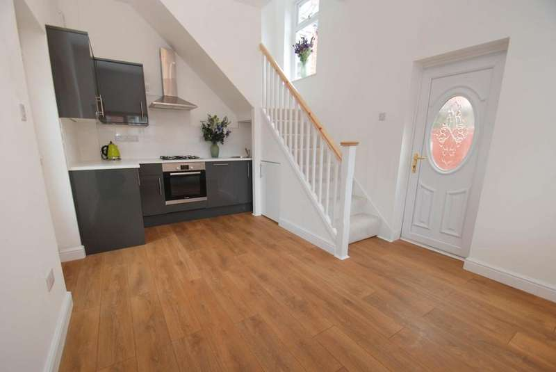 2 Bedrooms Terraced House for sale in Westcott Road, South Shields
