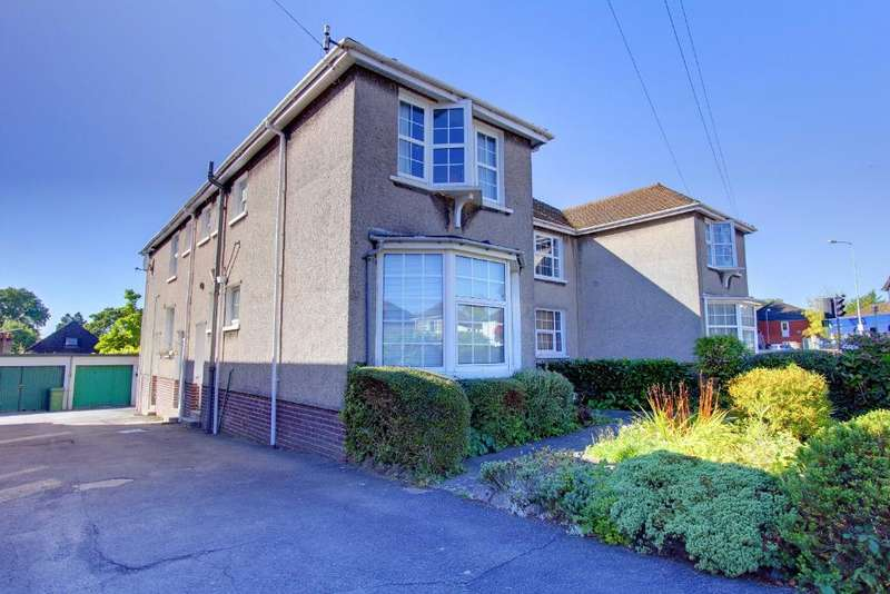 2 Bedrooms Ground Maisonette Flat for sale in Cyncoed Road, Cyncoed, Cardiff