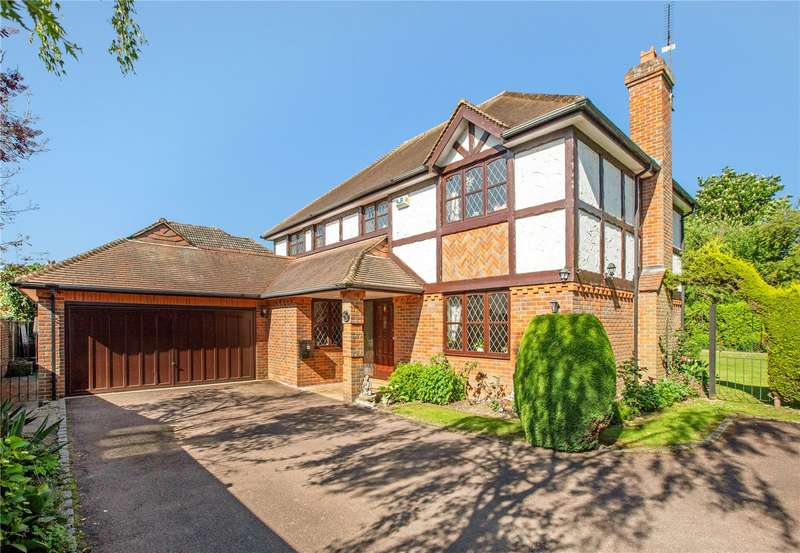 4 Bedrooms Detached House for sale in Clarefield Court, Knowsley Close, Maidenhead, Berkshire, SL6