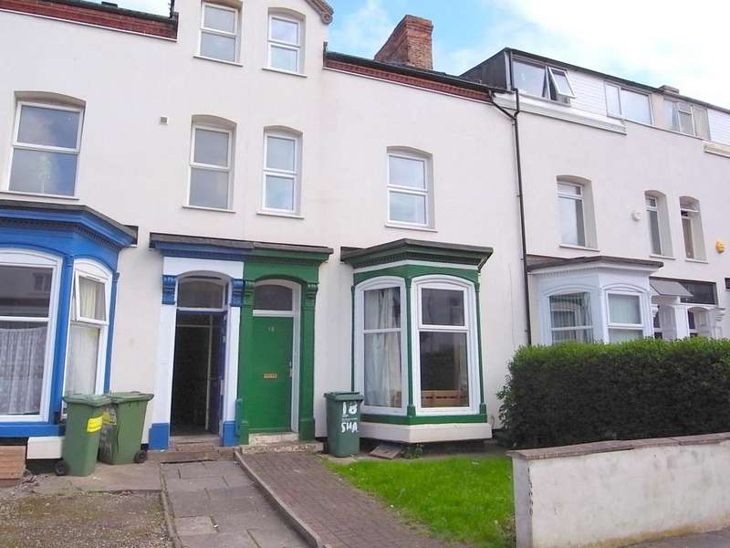 7 Bedrooms Terraced House for sale in Shaftesbury Street, Stockton-On-Tees, TS18