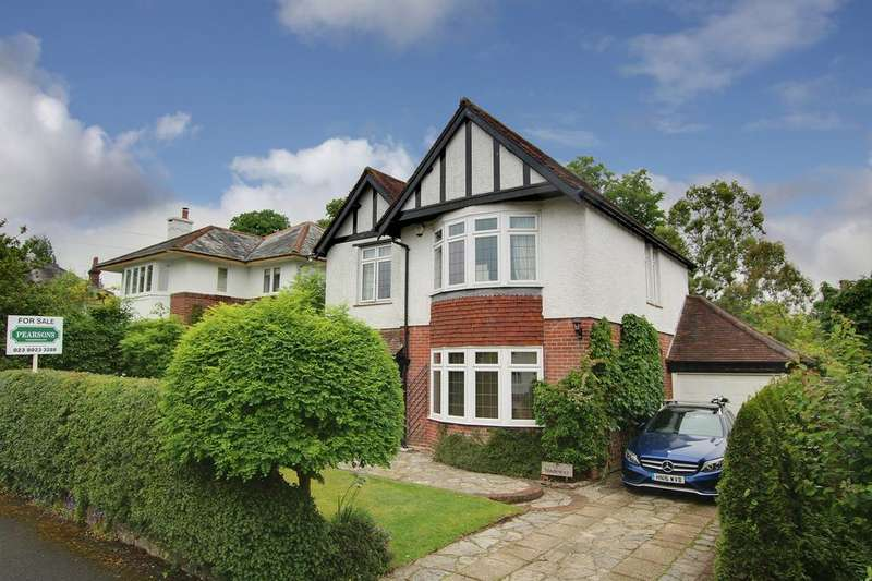 4 Bedrooms Detached House for sale in Bassett , Southampton